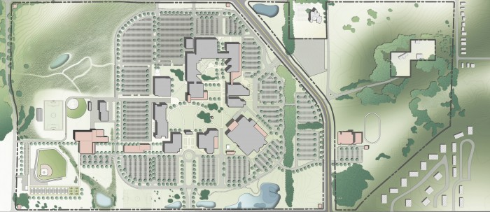 DKA Architects Moraine Valley Community College Planning