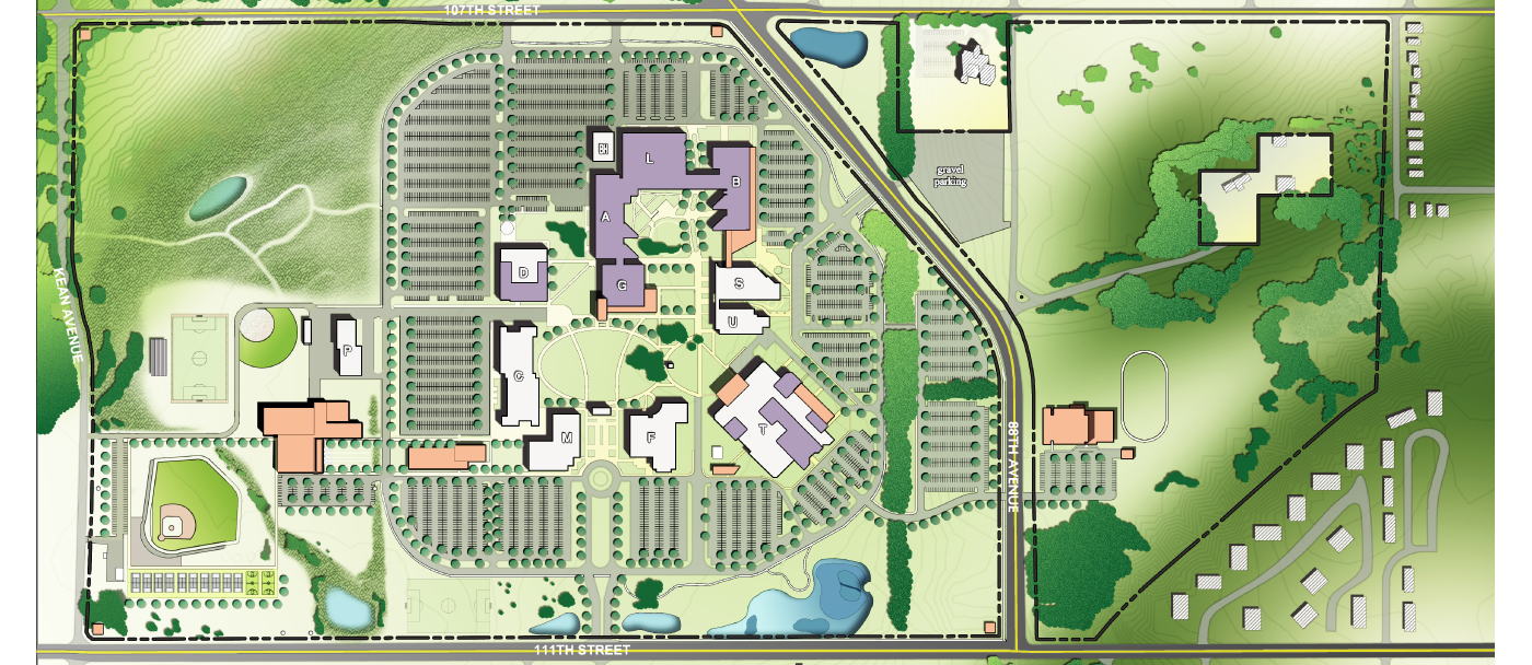 Moraine Valley Community College Campus Map Www Naturalrugs Store