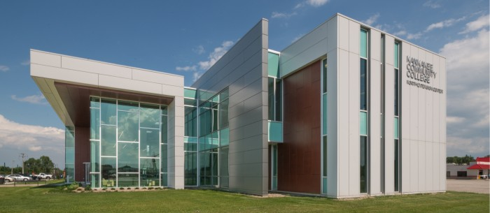 DKA Architects Kankakee Community College North Extension Center Architecture