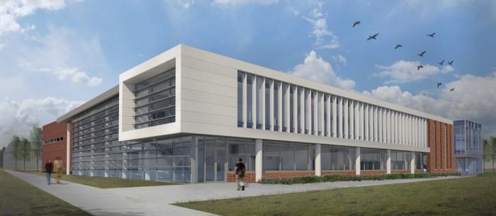 DKA Architects Moraine Valley Community College Student Success Center Architecture